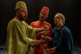 CRIT Companyia de Teatre La LLUM DEL MÓN Fotografías Miguel Lorenzo